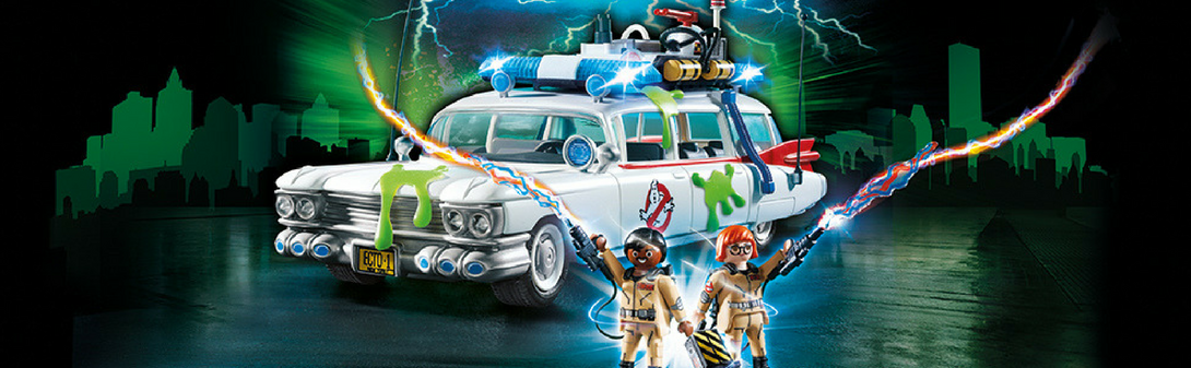 PLAYMOBIL® Ghostbusters?