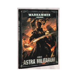 Codex: Astra Militarum (Englisch)