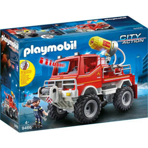 PLAYMOBIL 9466 - City Action - Feuerwehr-Truck