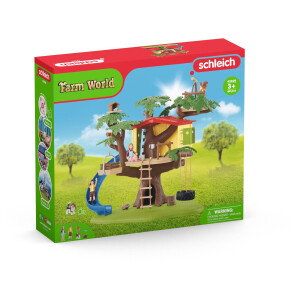 Schleich - World of Nature - Farm World - Abenteuer Baumhaus