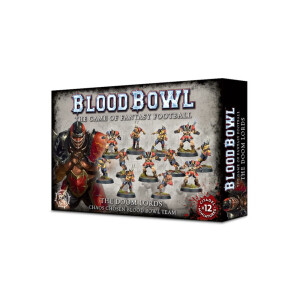 Blood Bowl: The Doom Lords (Chaos Team)