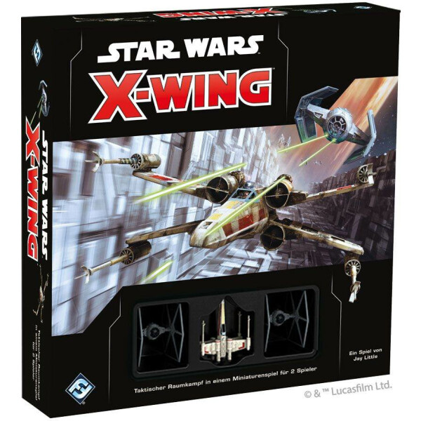 Star Wars: X-Wing 2. Edition - Grundspiel