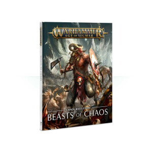 Battletome: Beasts of Chaos  (Englisch)