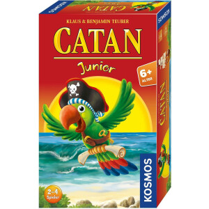 KOSMOS - Catan Junior Mitbringspiel