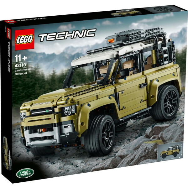 LEGO Technic - 42110 Land Rover Defender
