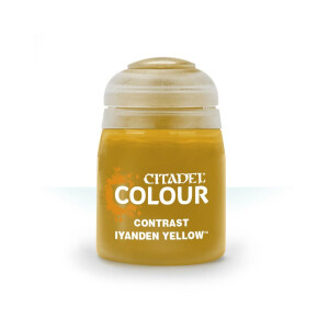 Contrast - Iyanden Yellow (18ml)
