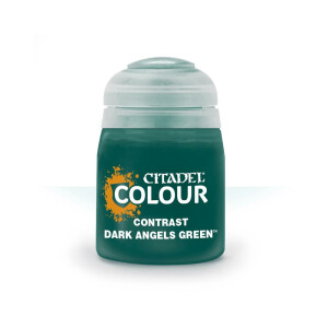 Contrast - Dark Angels Green (18ml)