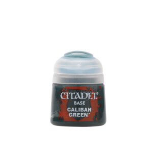 Base - Caliban Green (12ml)