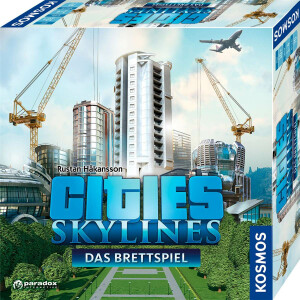 KOSMOS - Cities Skylines - Das Brettspiel