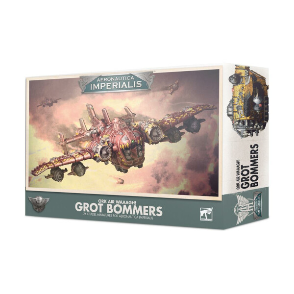 A/I: Ork Air Waaagh! Grot Bommers