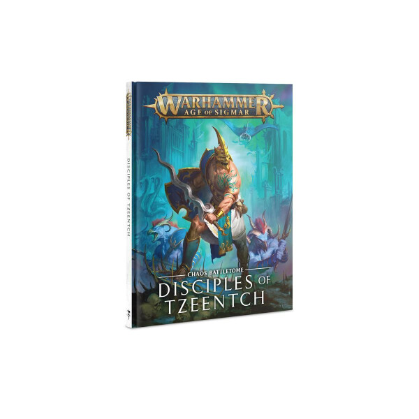 Battletome: Disciples of Tzeentch 2020 (Deutsch)