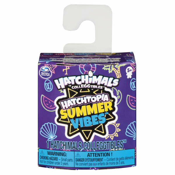 EGG Hatchimals 1 Pack Summer Vibes