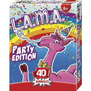 Amigo Spiele - LAMA Party Edition