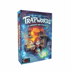 Trapwords - Im Labyrinth der Wortfallen