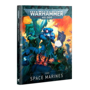 Codex: Space Marines (Englisch)