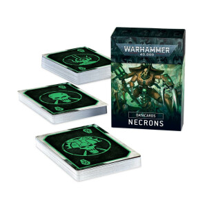 Datacards: Necrons (Deutsch)