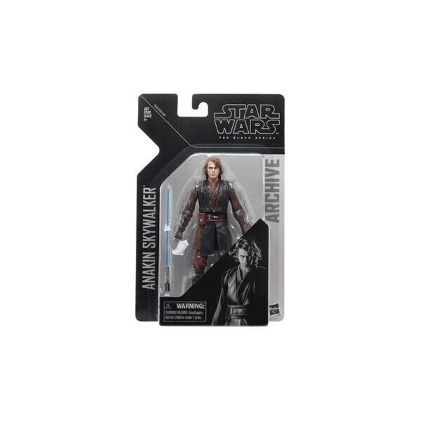 SW Black Series Wave 2: Anakin Skywalker