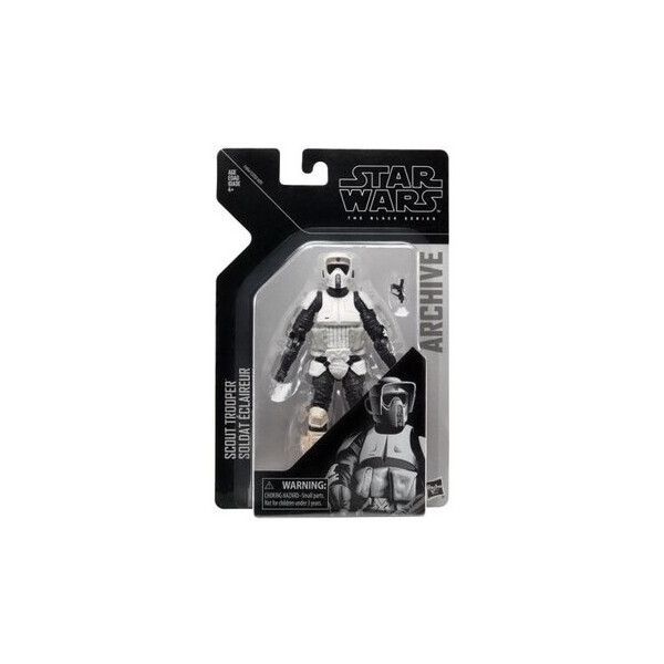 SW Black Series Wave 2: Scout Trooper