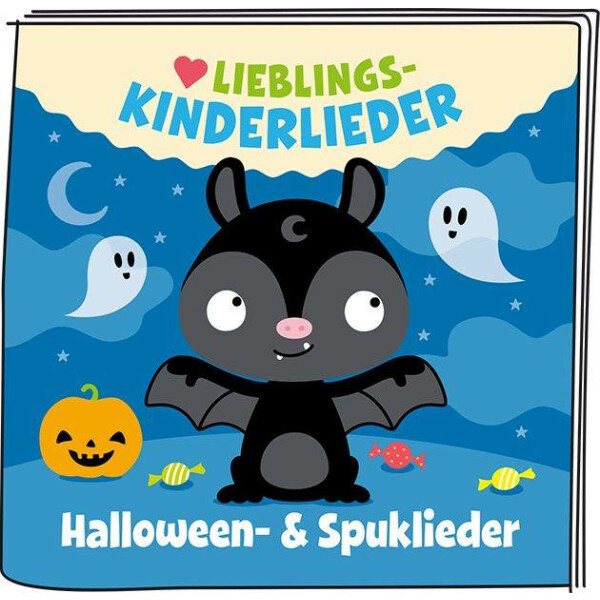 Tonies - Lieblings-Kinderlieder - Halloween & Spuk