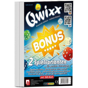 Nürnberger Spielkarten - Qwixx-Bonus - International