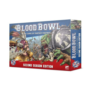 Blood Bowl - Second Season (Englisch)