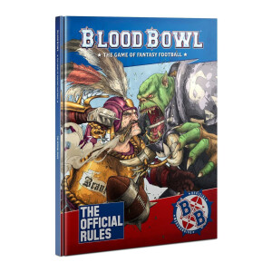 Blood Bowl - Rulebook (Englisch)