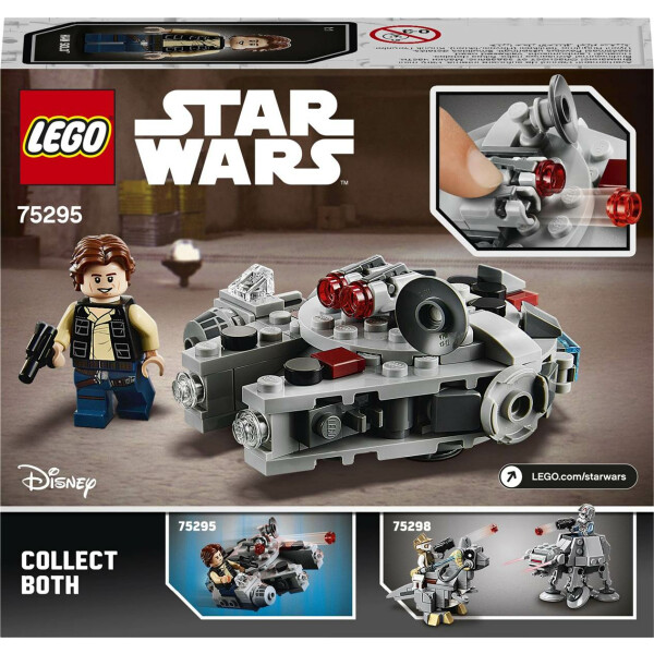 LEGO Star Wars 75295 - Millennium Falcon Microfighter