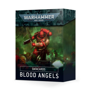 Datacards: Blood Angels (DE)