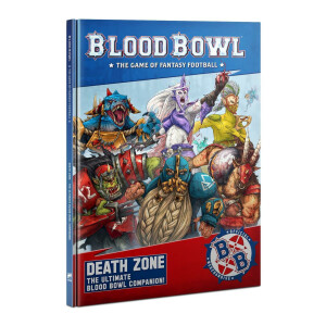 Blood Bowl: Death Zone (Englisch)