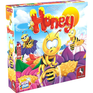Honey (deutsch/englisch)