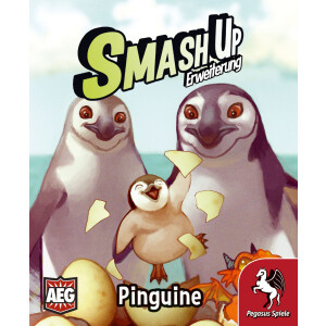 Smash Up: Pinguine