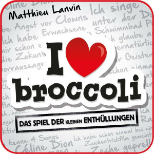 Cocktail Games - I love Broccoli