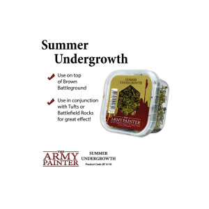 Basing - Summer Undergrowth