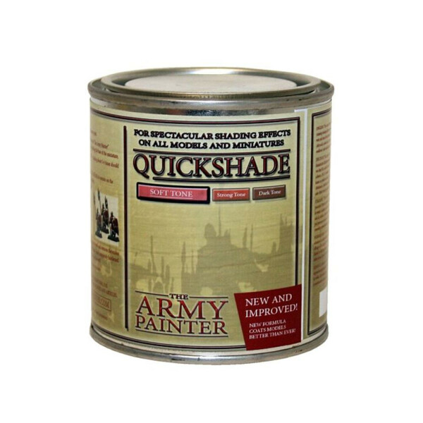 Army Painter - Quick Shade: Soft Tone (250ml)
