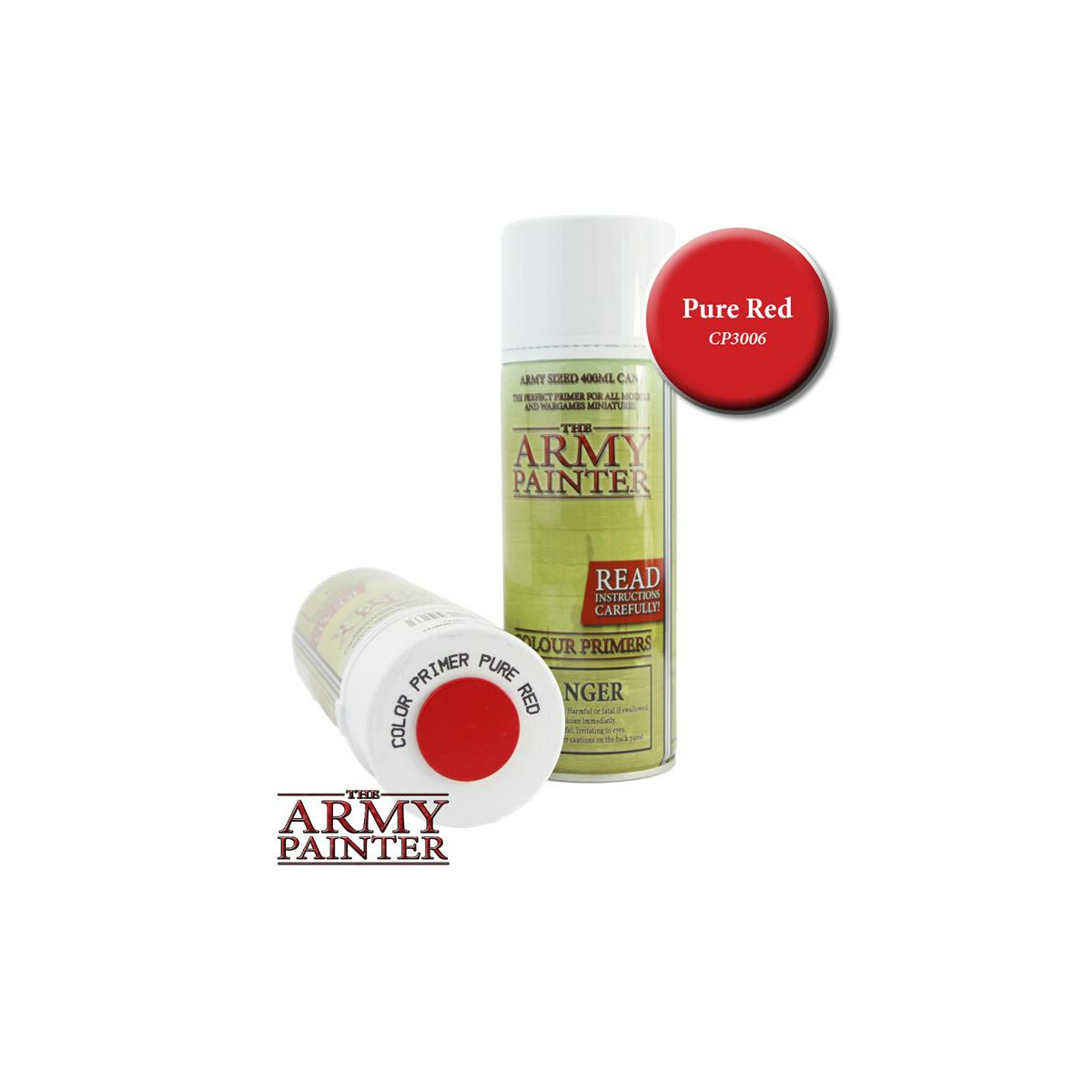 Army Painter Pure Red Primer