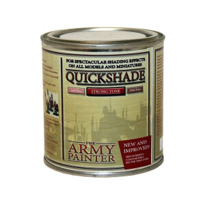 Army Painter - Quick Shade: Strong Tone (250ml)
