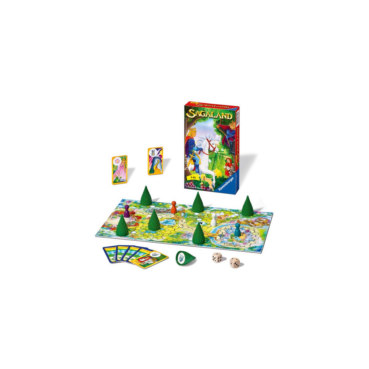 Spielanleitung Sagaland
