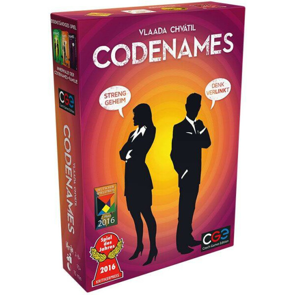 Czech Games Edition - Codenames