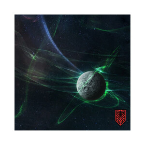 Space Sector 7 Game Mat Variante A (3x3)