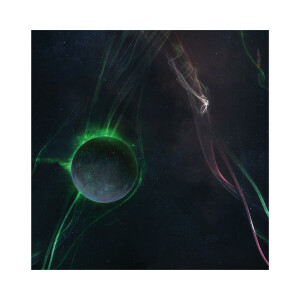 Space Sector 7 Game Mat Variante B (3x3)