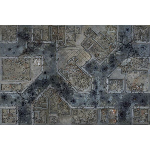 Warzone City Game Mat (6x4)
