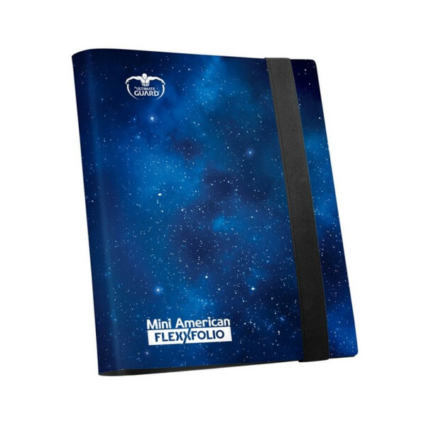 Ultimate Guard - MiniAmerican FlexXFolio Binder Mystic Space