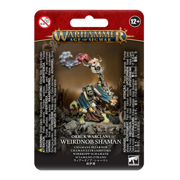 Ironjaws Orruk Weirdnob Shaman