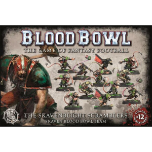 Blood Bowl: Skavenblight Scramblers (Skaven Team)