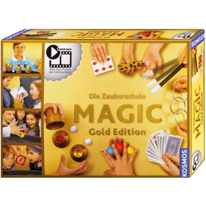 Die Zauberschule Magic - Gold Edition
