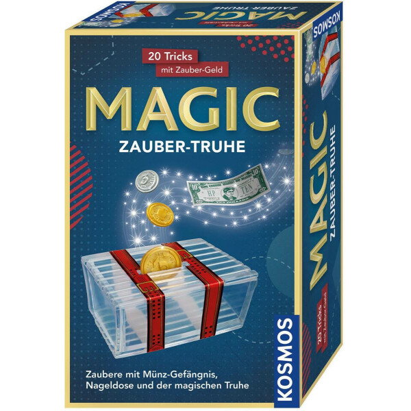 Magic Zauber-Truhe