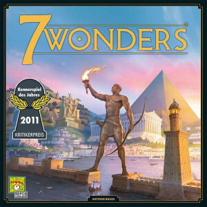 Repos - 7 Wonders (Neues Design)