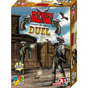 ABACUSSPIELE - BANG! The Duel