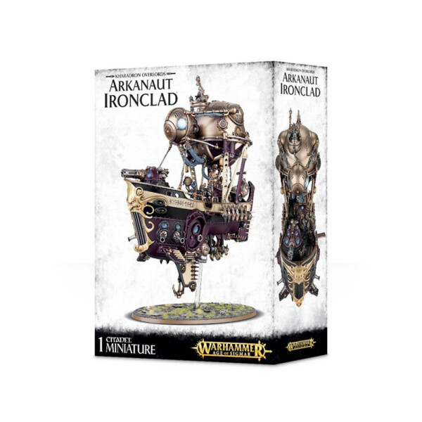 Kharadron Overlords: Arkanaut Ironclad
