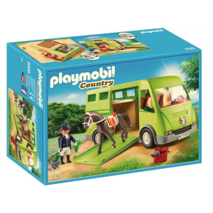 PLAYMOBIL 6928 - Country - Pferdetransporter